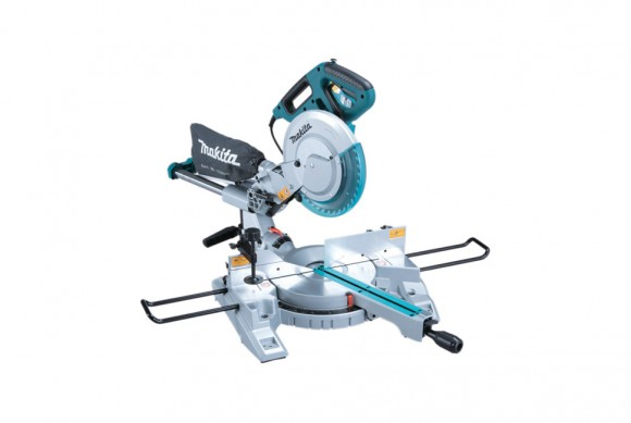 Scie à onglet radiale Makita 1430W