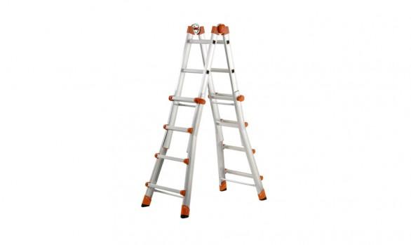 Echelle spéciale escalier + plateau