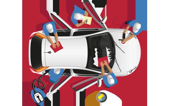 Nettoyage auto intérieur & extérieur
