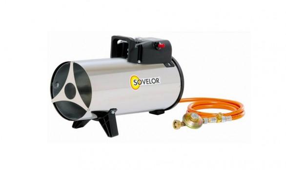 Chauffage de chantier a gaz Sovelor